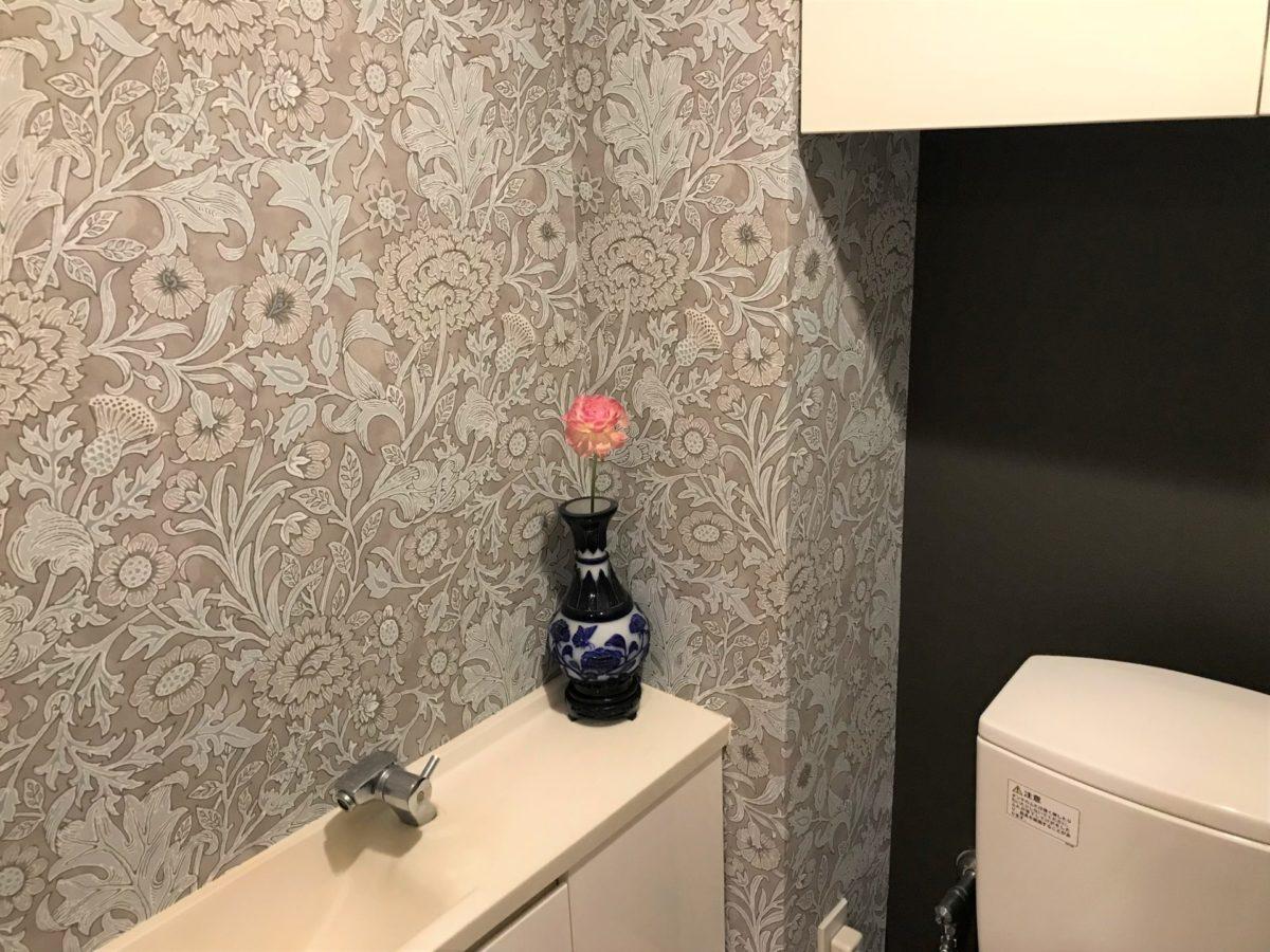 トイレの壁紙diy おすすめクロスで簡単セルフリフォームする方法