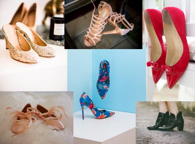 地味なイメージをカバーする靴の選び方・