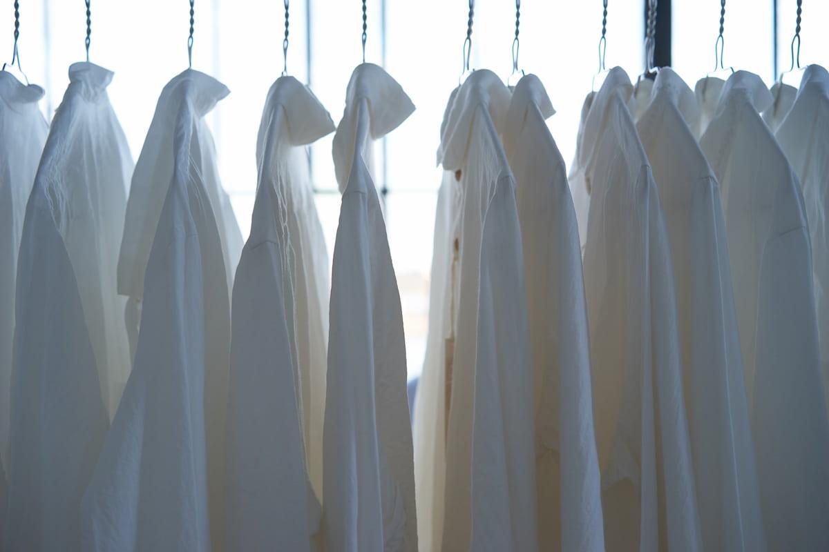 洋服のマンネリ化を防げる