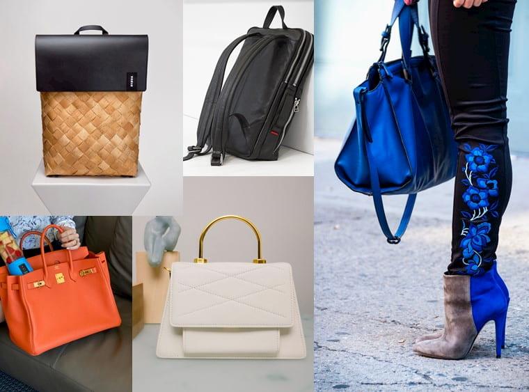 洗練された都会的な女性を演出するバッグの選び方・