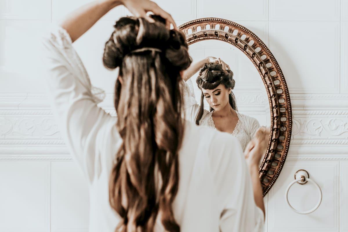 プリオール白髪染めは色が取れてきても急には目立たない