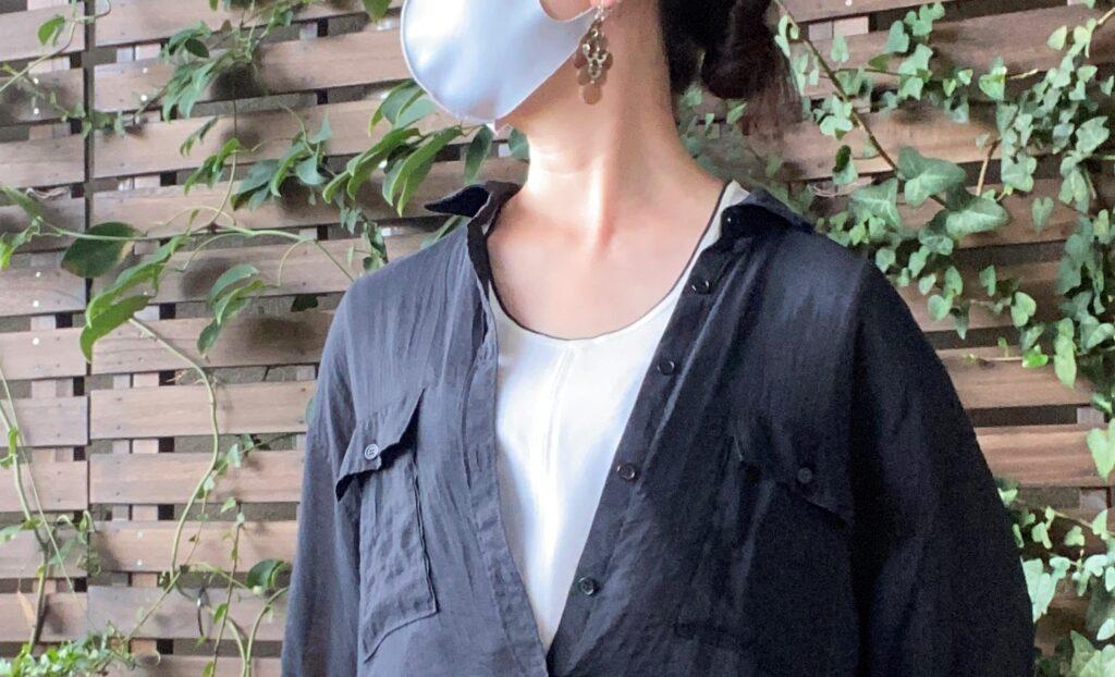 骨格ウェーブ、シアーシャツ6